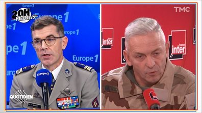 20h Médias : après la mort de 13 militaires, la rare communication de l'armée française