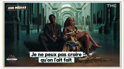 20h Médias : Beyoncé et Jay-Z s'offrent le Louvre