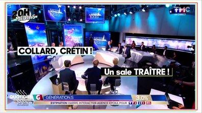 20h Médias : le clash hallucinant Daniel Cohn Bendit vs Gilbert Collard
