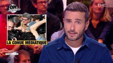 20h Médias : le débrief du premier jour du procès Mélenchon
