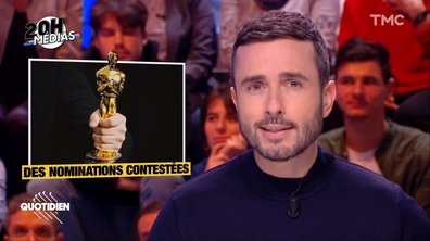 20h Médias : des Oscars toujours très blancs, très masculins et toujours polémiques