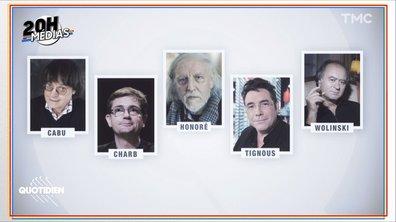 20h Médias : devoir de mémoire pour Charlie Hebdo, 5 ans après