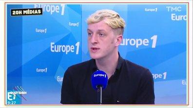 20h Médias : Edouard Louis, l'écrivain qui veut faire honte à Macron
