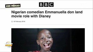 20h Médias : Emanuella Samuel, 7 ans, youtubeuse star au Niger