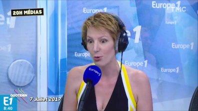 20H Medias : Entre Natacha Polony et Europe 1 c'est la guerre