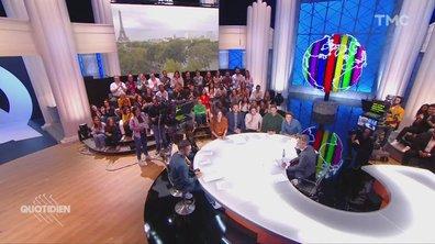 20h Médias : flop pour #Balancetonmiso, lancé par la fille de Brigitte Macron