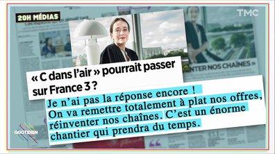 20h Médias : France 5, nouvelle victime de la réforme de l'audiovisuel ?