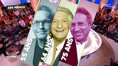 20h Médias – France Télé : les vieux font de la résistance