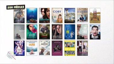 20h Médias : grosse semaine pour le cinéma