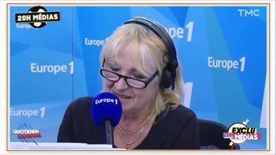20h Médias : Julie, la voix historique d'Europe 1 s'en va