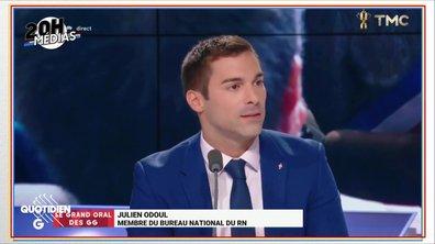20h Médias : qui est Julien Odoul, le député RN qui a pris à parti une femme voilée ?