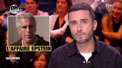 20h Médias : l'affaire Jeffrey Epstein a-t-elle été étouffée ?