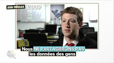 20h Médias : l'archive très gênante pour Mark Zuckerberg