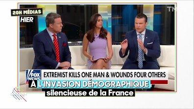 20h Médias : l'attaque de Paris vue par Fox News