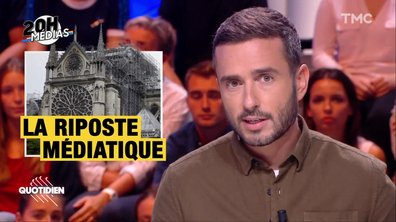 20h Médias : l'enquête choc du New York Times sur le plomb de Notre-Dame