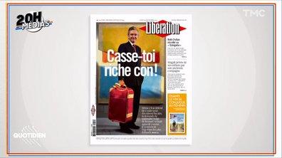 20h Médias : la frileuse relation de Bernard Arnault, patron de LVMH, avec la presse française
