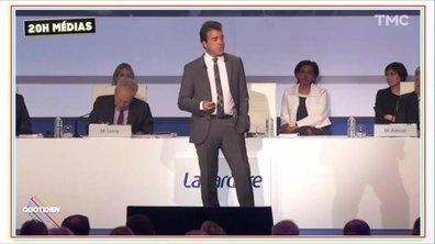 20h Médias : Lagardère parle, Europe 1 reste dans le flou