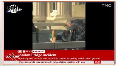 20h Médias : le film de l'attaque terroriste de Londres