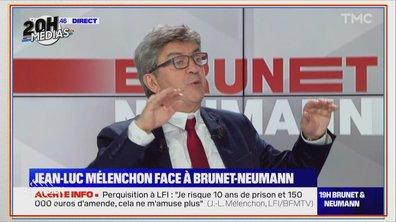20h Médias : le plan com' de Jean-Luc Mélenchon avant son procès