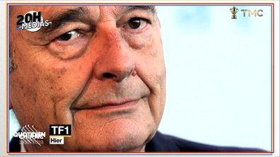20h Médias : le marathon Chirac des chaînes