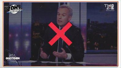 20h Médias : Mediapart riposte après les accusations de François de Rugy