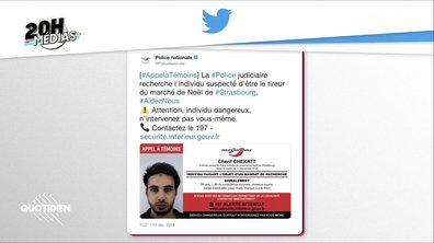 20h Médias : les médias doivent-ils diffuser l'identité des terroristes ?