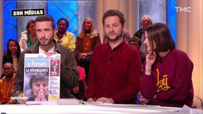 """20h Médias : Comment les médias traitent """"l'affaire Nicolas Hulot"""" ?"""