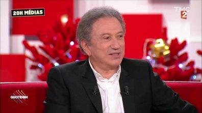 20H médias : Michel Drucker va-t-il quitter France Télé ?