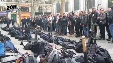 20h Médias : mobilisation générale pour les obsèques de Jacques Chirac