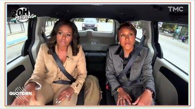 20h Médias : la promo monstre de Michelle Obama