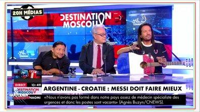 20h Médias : qu'ont fait les autres chaînes pendant France-Pérou ?