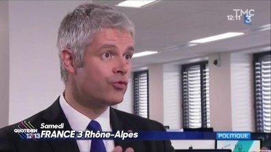 Le 20H Medias : Laurent Wauquiez contre France 3, le rétropédalage de la direction