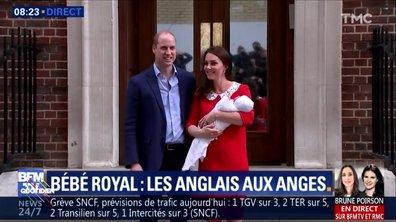 20h Médias : le Royal Baby squatte BFMTV