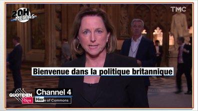 20h Médias : au Royaume-Uni, le Brexit tourne au chaos