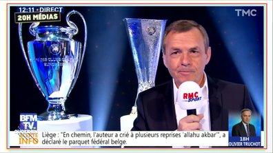 20h Médias : SFR Sport devient RMC Sport
