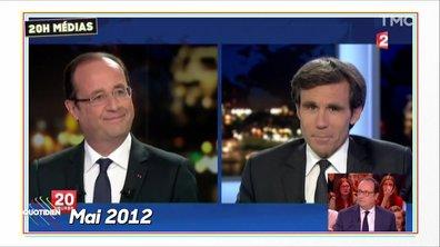 20h Medias spécial François Hollande
