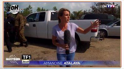 20h Médias spécial JT : les 20h galèrent avec l'ouragan Dorian