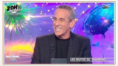 20h Médias : Thierry Ardisson quitte C8, Pascal Praud pour lui succéder ?