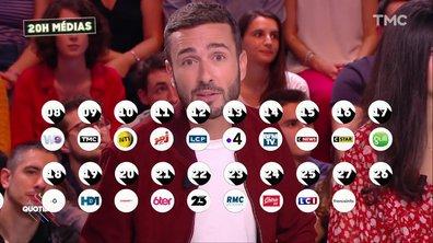 20h Médias : et si toutes les chaînes de la TNT changeaient de canal ?