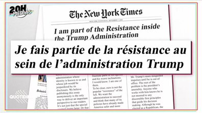 20h Médias : la tribune anti-Trump du New York Times