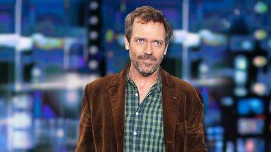 Hugh Laurie sera l'invité exceptionnel de Laurence Ferrari au JT de 20h mercredi.
