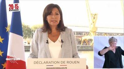"""20h15 Express - Présidentielle 2022 : il faut """"dé-Parisianiser"""" Anne Hidalgo"""