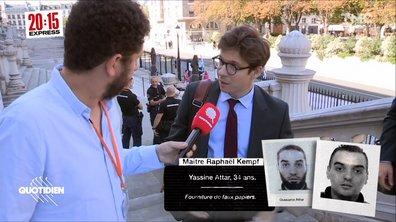 20h15 Express - Procès des attentats de Paris : qui sont les 20 accusés ?