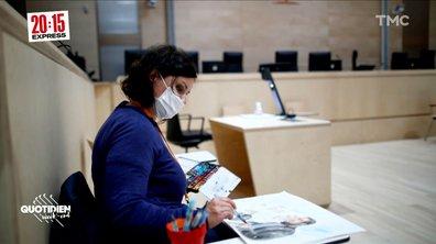 20h15 Express – Procès du 13 novembre : le travail essentiel des dessinateurs judiciaires