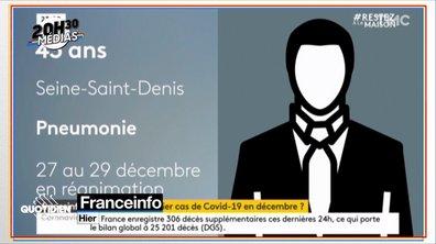 20h30 Médias : a-t-on trouvé le patient zéro français ?