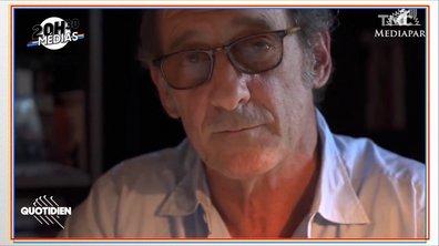 20h30 Médias : le coup de gueule de Vincent Lindon contre Emmanuel Macron