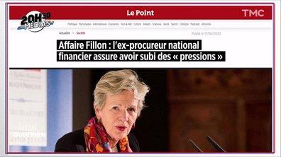 20h30 Médias : le dernier rebondissement de l'affaire Fillon