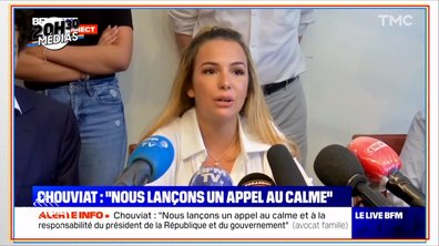 20h30 Médias – Mort de Cédric Chouviat : sa famille en appelle à Emmanuel Macron