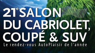 Le Salon du Cabriolet, c'est ce week-end !
