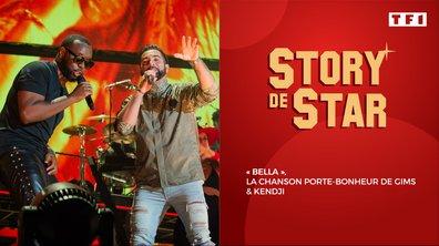 """Story de Star: """"Bella"""", la chanson porte-bonheur de Gims & Kendji"""
